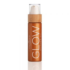COCOSOLIS ORGANIC - GLOW SHIMMER oil