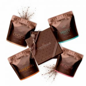 COCOSOLIS ORGANIC - LUXURY COFFEE SCRUB BOX