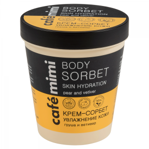 Cafe Mimi -  Κρέμα σώματος (Body Sorbete) για ενυδάτωση