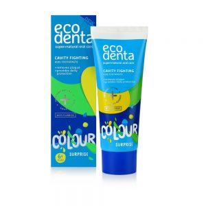 ECODENTA EXPERT - Οδοντόκρεμα για παιδιά κατά της Τερηδόνας και Πλάκας